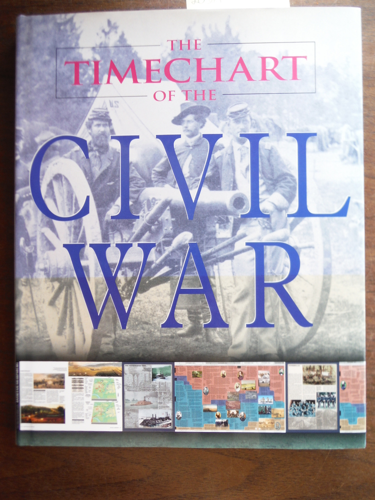 Image 0 of The Timechart of the Civil War (Small Timechart History)