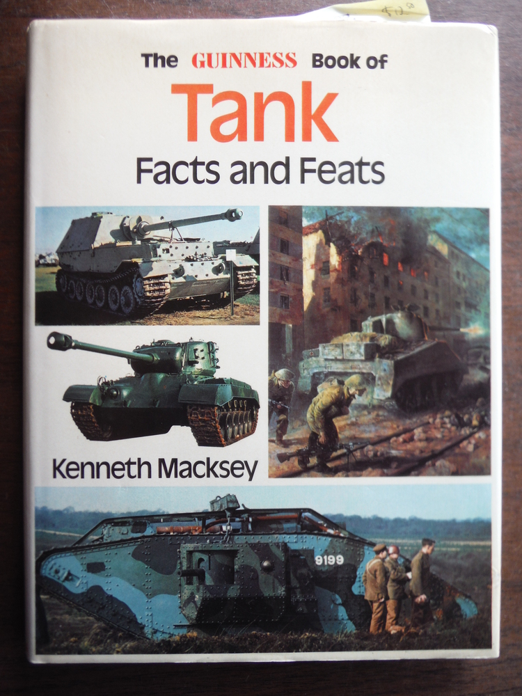 Guinness Book of Tank Facts and Feats