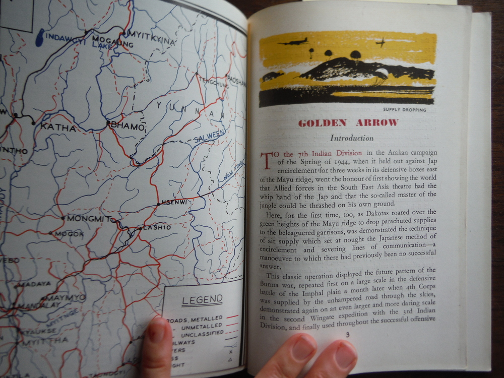 Image 1 of Golden Arrow The Story of the 7th Indian Division