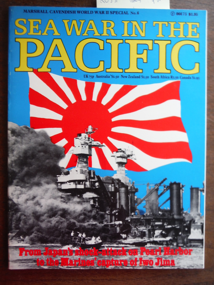 Sea War in the Pacific From Japan's shock-attack on Pearl Harbor to the Mrines c