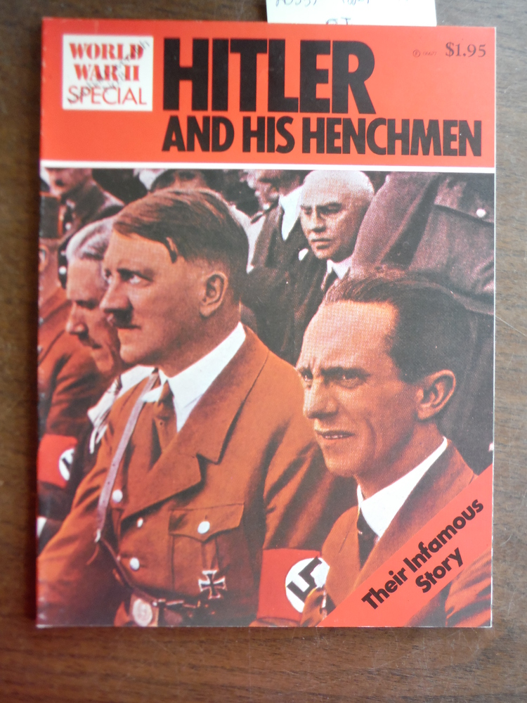 Image 0 of Hitler and His Henchmen (Marshall Cavendish World War II Special, No. 8)
