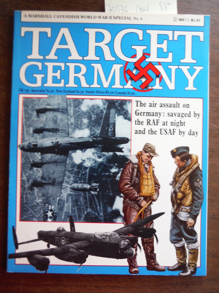 Image 0 of Target Germany (A Marshall Cavendish World War II Special, No. 4)