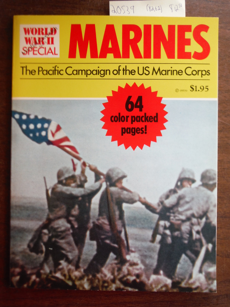 Image 0 of World War II Special: Marines The Pacific Campaign of the US Marine Corps