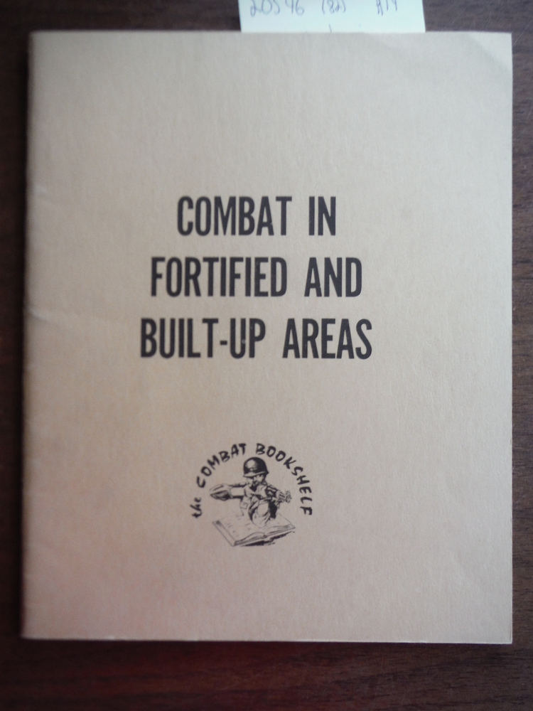 Combat in Fortified and Built-Up Areas FM 31-50