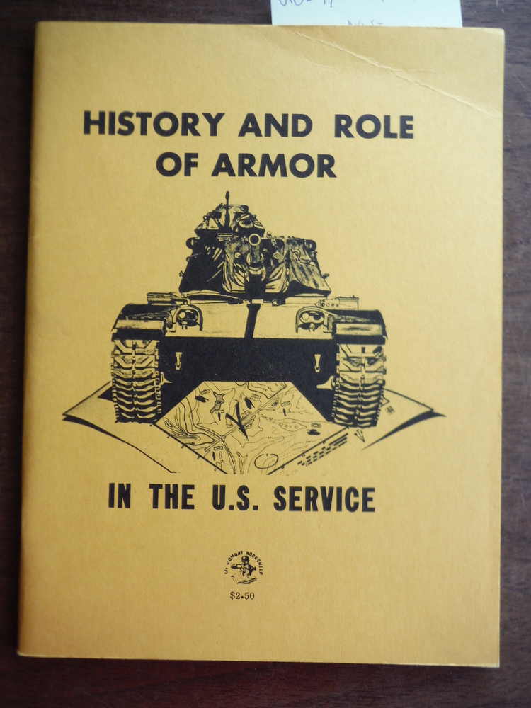 Image 0 of History and Role of Armor in the U.S. Service
