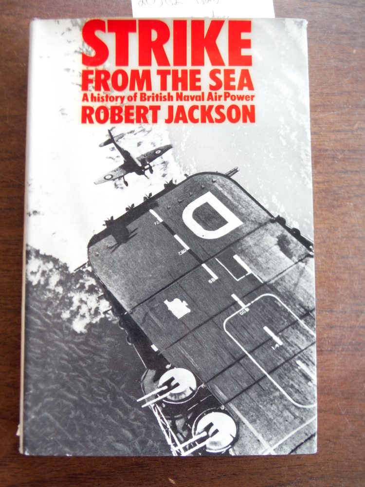 Image 0 of Strike from the Sea: History of British Air Power