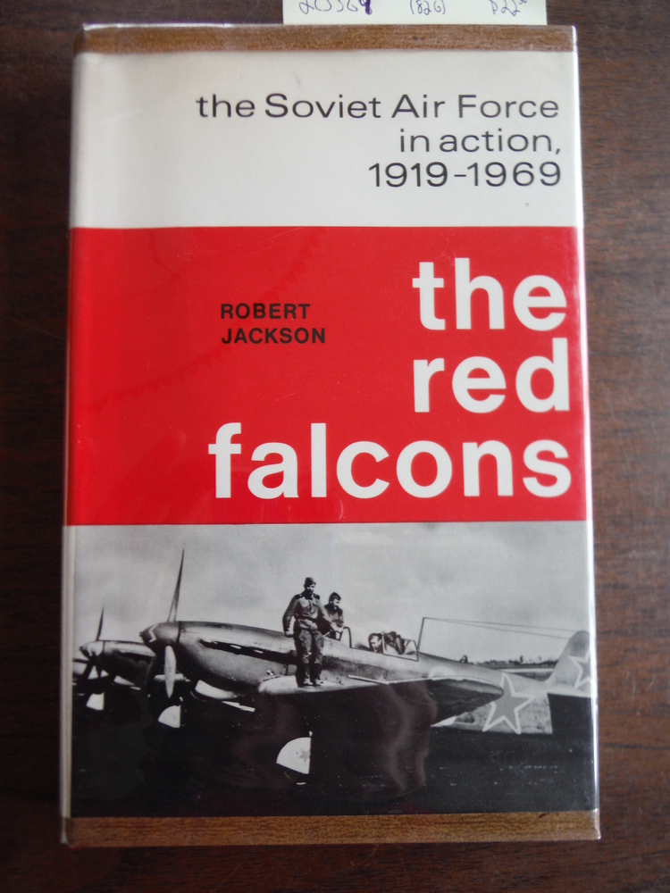 Image 0 of Red Falcons: Soviet Air Force in Action