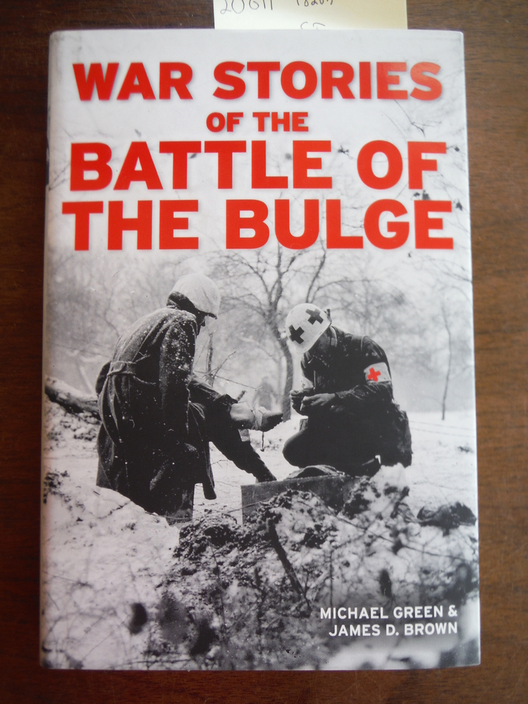 Image 0 of War Stories of the Battle of the Bulge