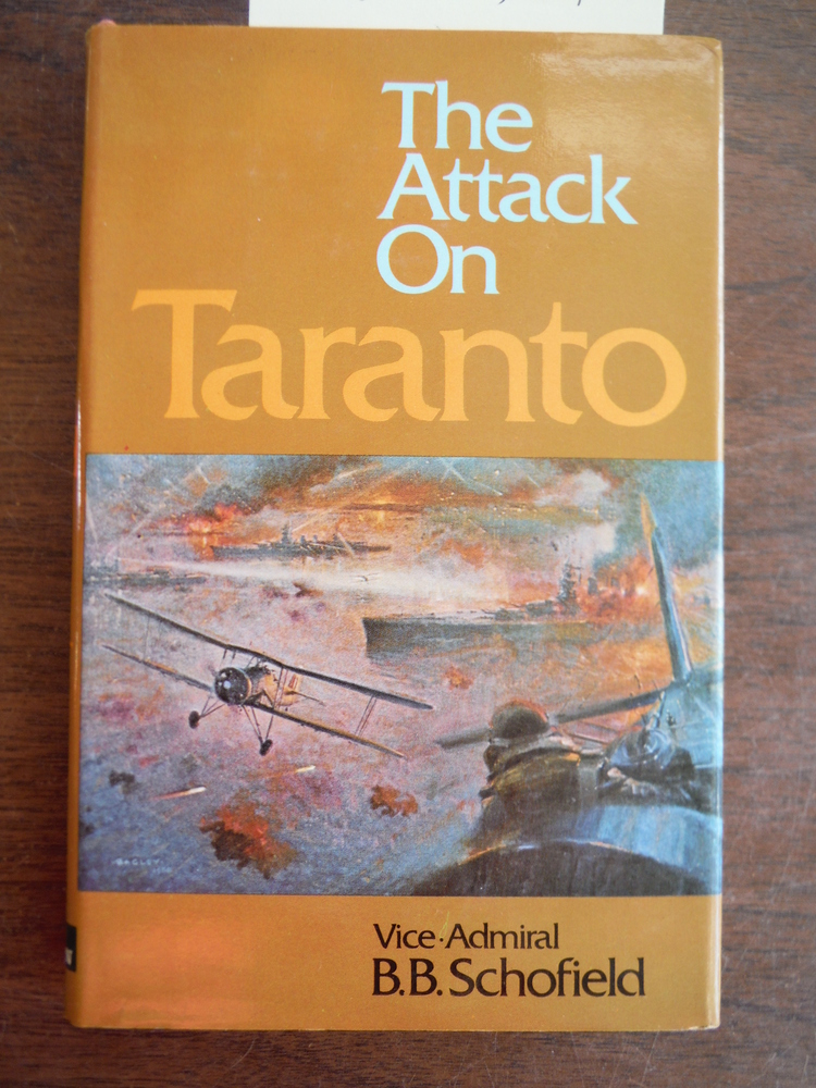 Attack on Taranto (Sea Battles in Close Up)