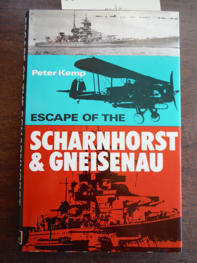 Escape of the Scharnhorst and Gneisenau