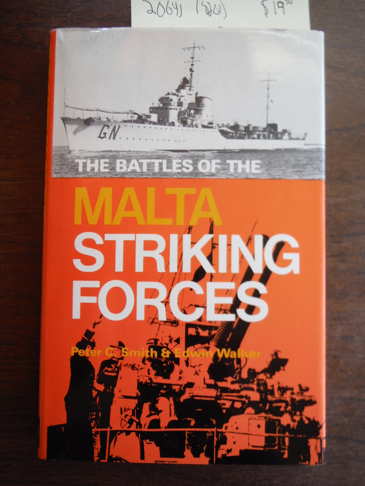 Image 0 of The Battles of the Malta Striking Forces (Sea Battles in Close-up, 11)