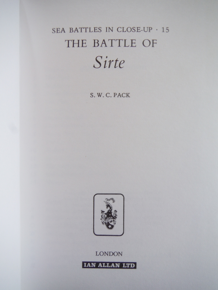 Image 1 of The Battle of Sirte
