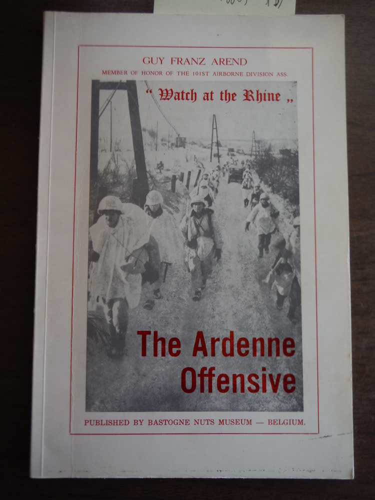 Ardenne Offensive: Watch at the Rhine