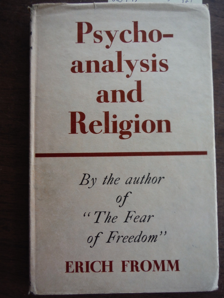 Image 0 of Psychoanalysis and Religion