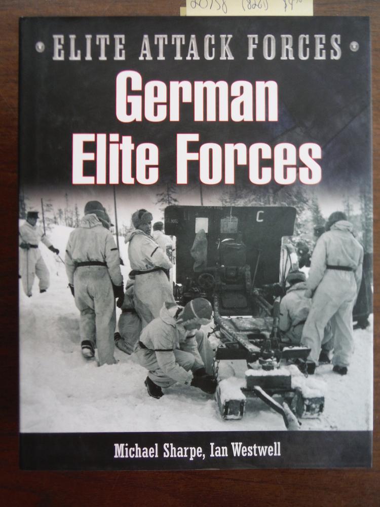 Image 0 of German Elite Forces: 5th Gebrigsjager Division and Brandenburgers (Elite Attack