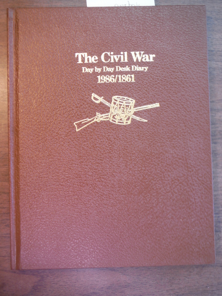Image 1 of The Civil War Day by Day Desk Diary 1990/1865 **5 Volumes Complete**