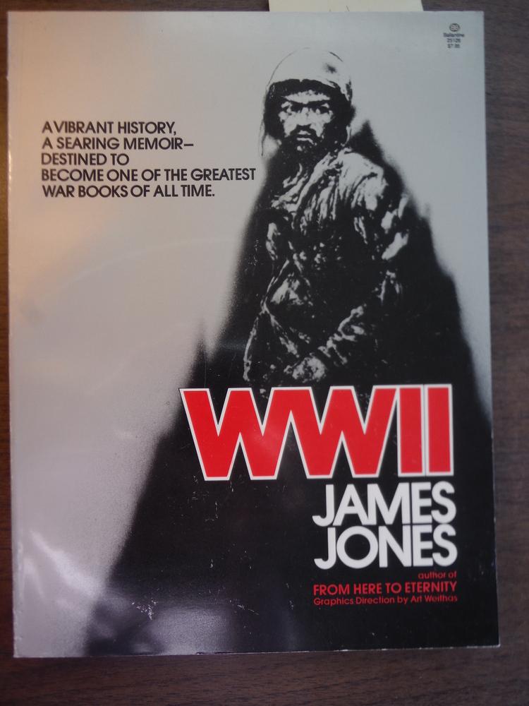 Image 0 of WWII: James Jones