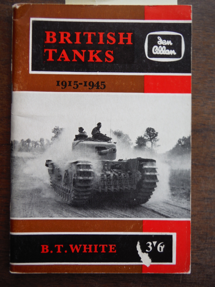 Image 0 of BRITISH TANKS 1915-1945