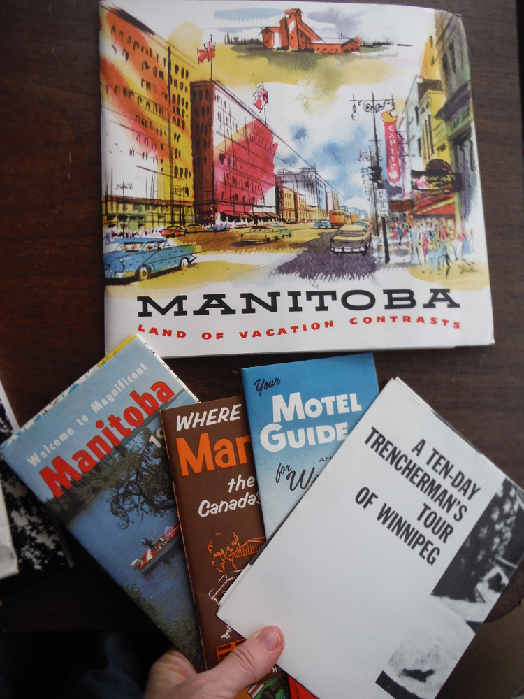 Image 0 of Manitoba Land of Vacation Contrasts