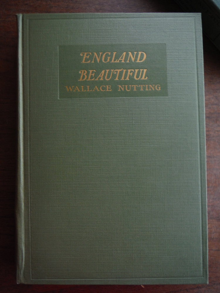 Image 0 of ENGLAND BEAUTIFUL Pictorial Jottings Here and There in England (Boxed Set)