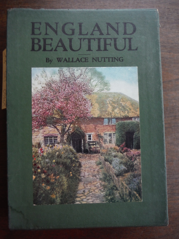 Image 1 of ENGLAND BEAUTIFUL Pictorial Jottings Here and There in England (Boxed Set)