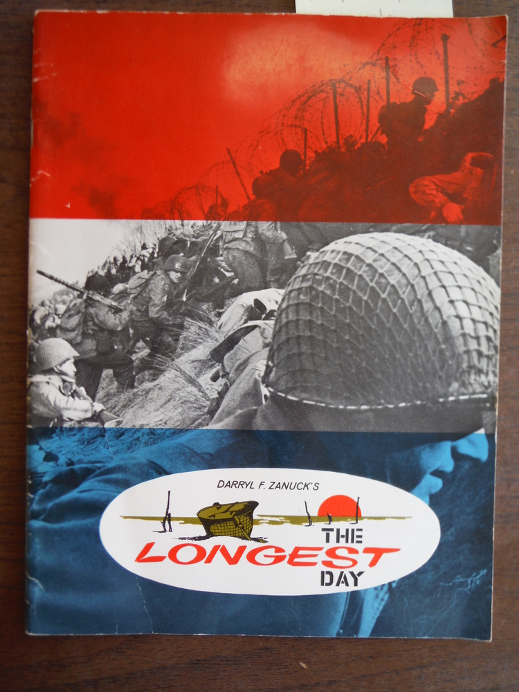 Image 0 of DARRYL F. ZANUCK'S THE LONGEST DAY.