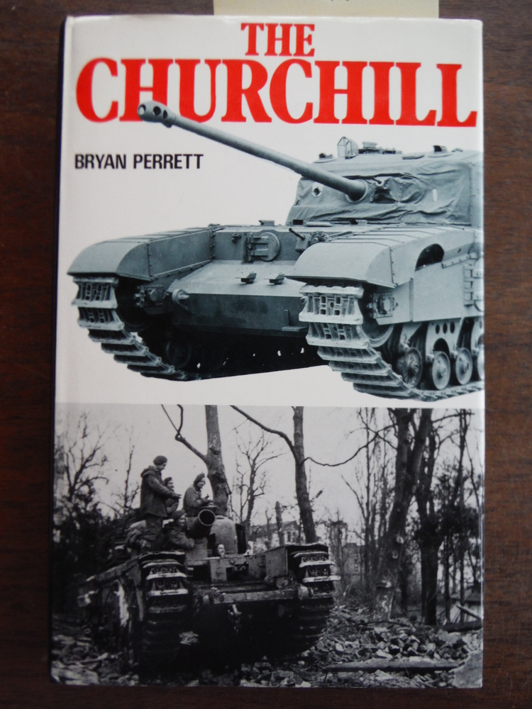 The Churchill (Armour in Action)