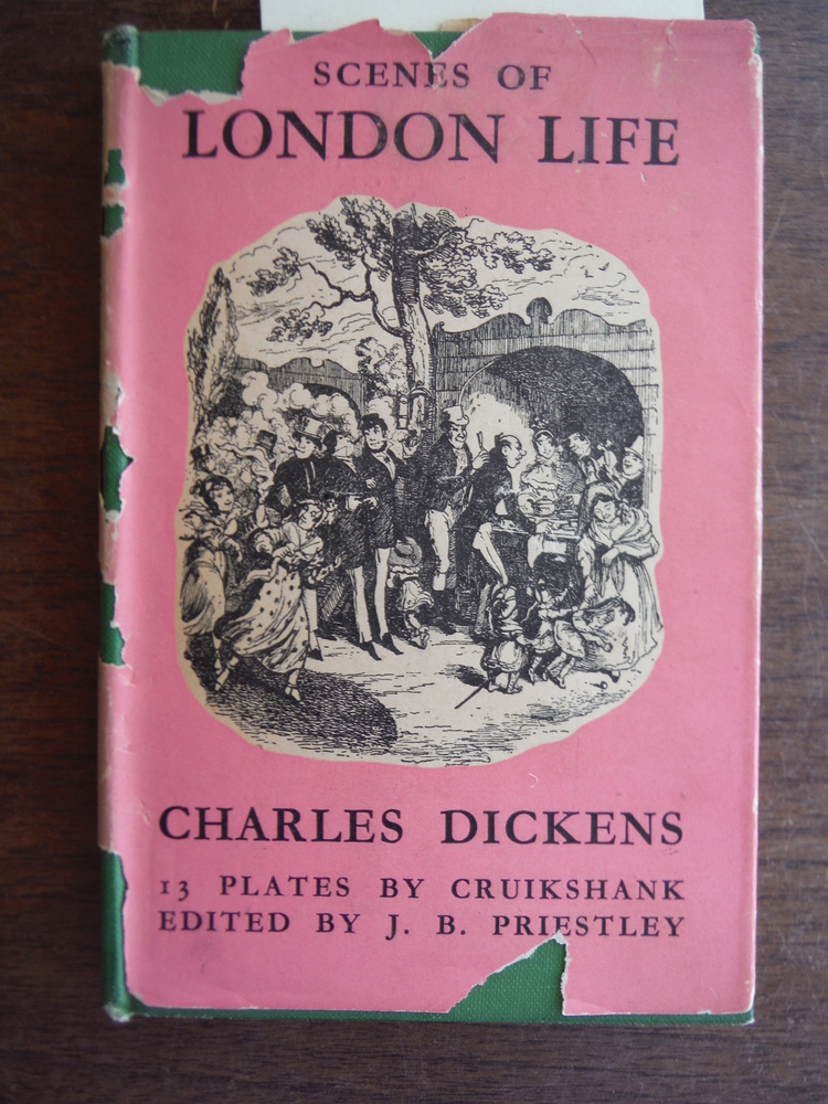 Image 0 of Scenes of London Life