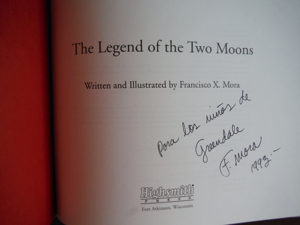 Image 1 of The Legend of the Two Moons