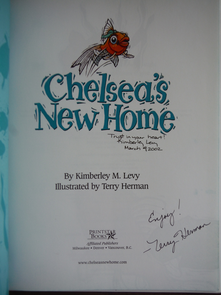 Image 1 of Chelsea's New Home
