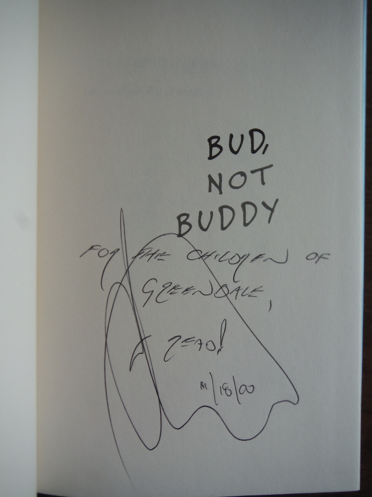 Image 1 of Bud, Not Buddy