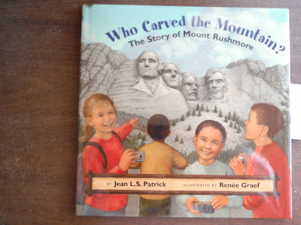 Image 0 of Who Carved the Mountain?: The Story of Mount Rushmore
