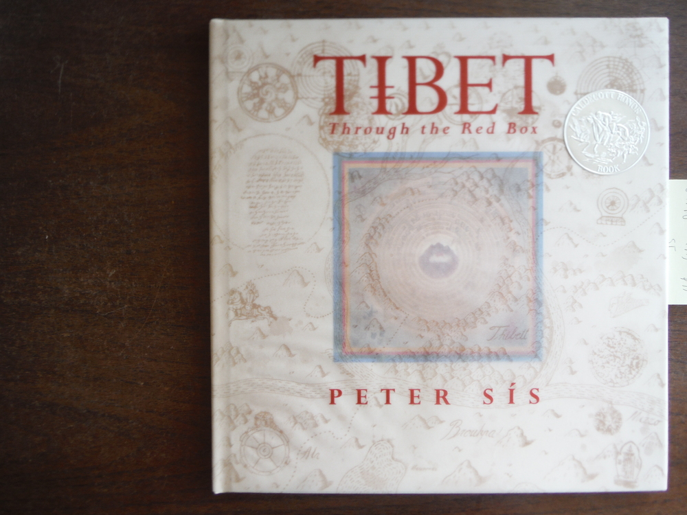 Image 0 of Tibet Through the Red Box (Caldecott Honor Book)
