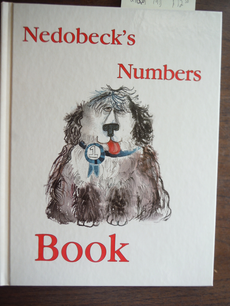 Image 0 of Nedobeck's Numbers Book