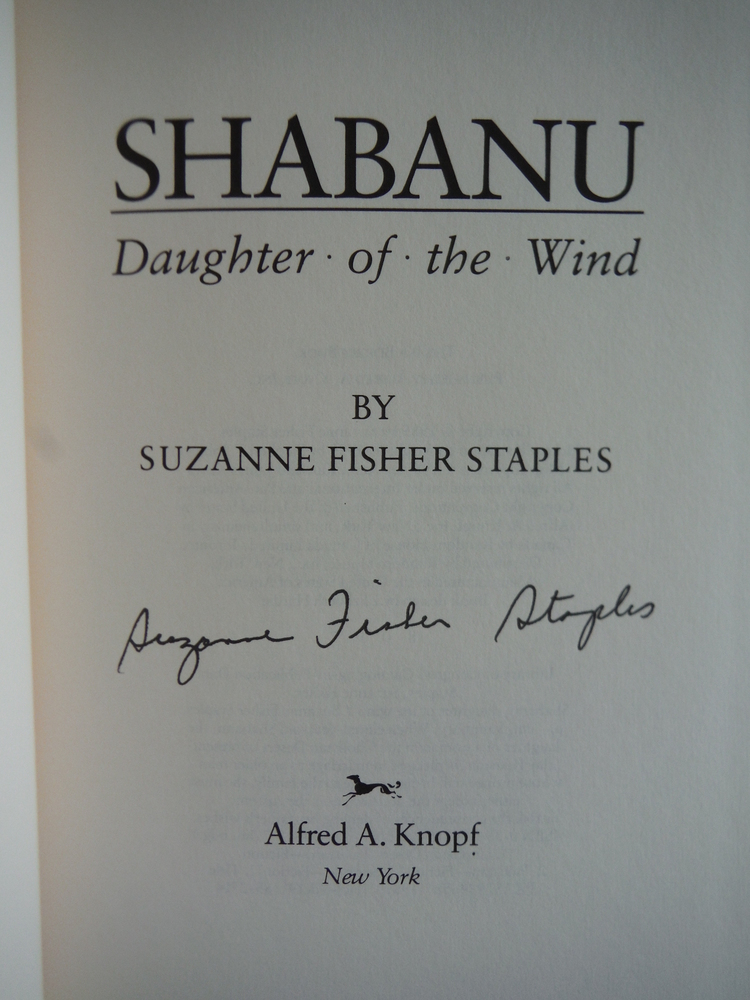 Image 1 of Shabanu: Daughter of the Wind