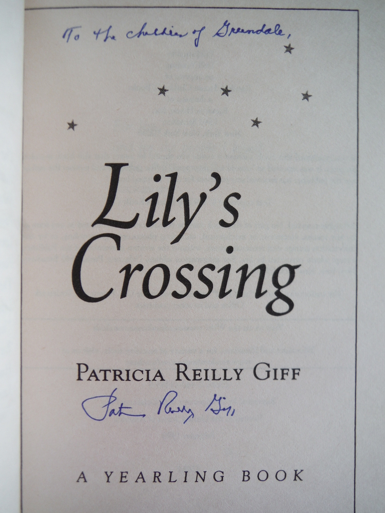 Image 1 of Lily's Crossing