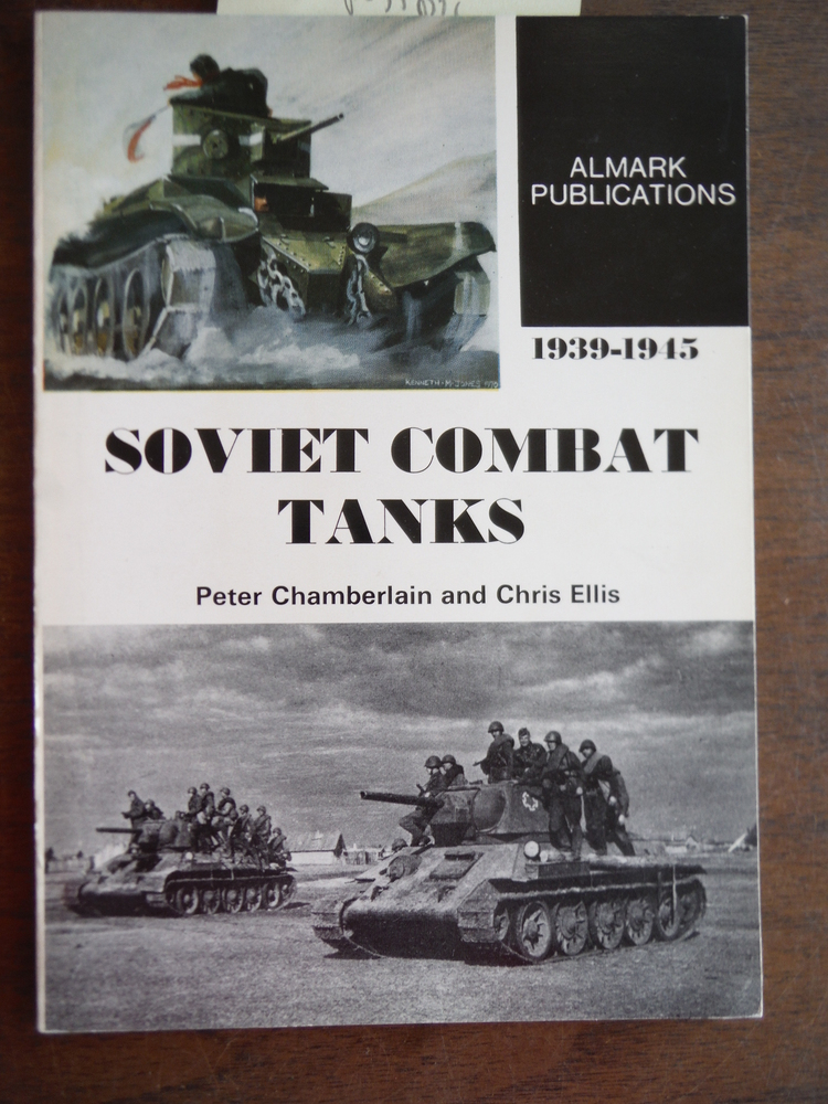 Image 0 of Soviet Combat Tanks, 1939-45