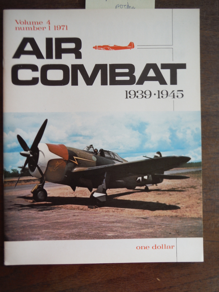 Air Combat  1939 - 1945 Vol. 4 No. 1 1971