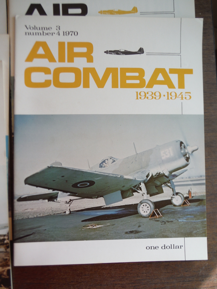 Image 1 of Air Combat 1939 - 1945 Volume 3 (Nos. 1 thru 6) 1970