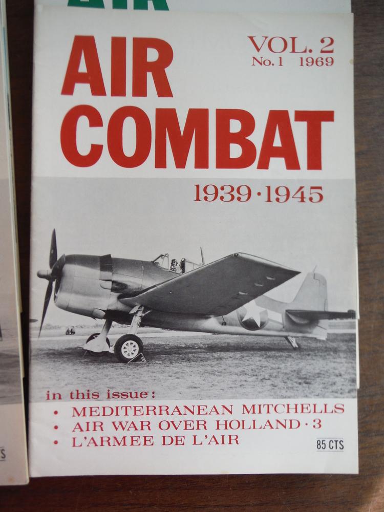 Image 1 of Air Combat Vol. 2 No. 1 thru No. 6  1968