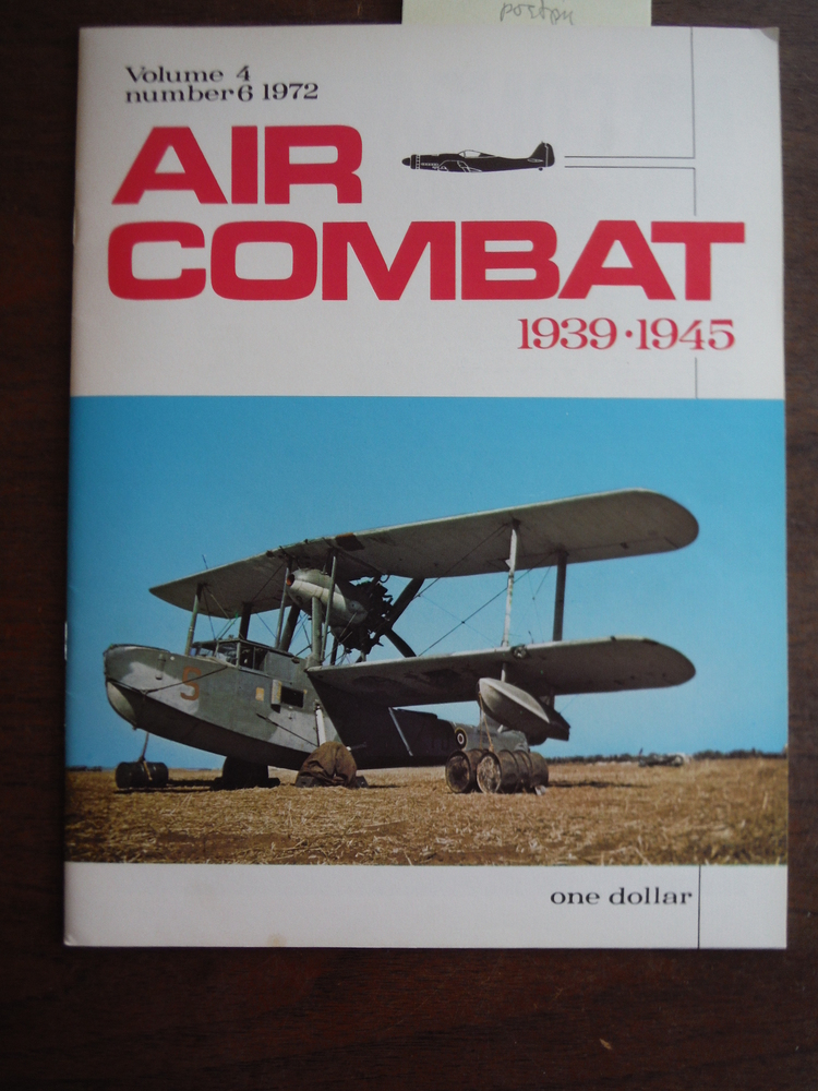 Air Command 1939-1945 Vol. 4 No. 6 1972