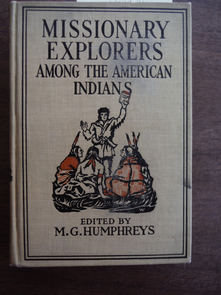 Image 0 of Missionary Explorers among the American Indians