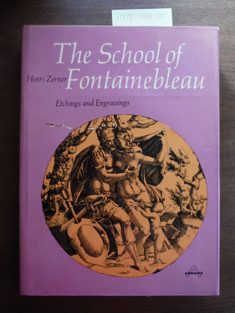 The School of Fontainebleau: Etchings and Engravings