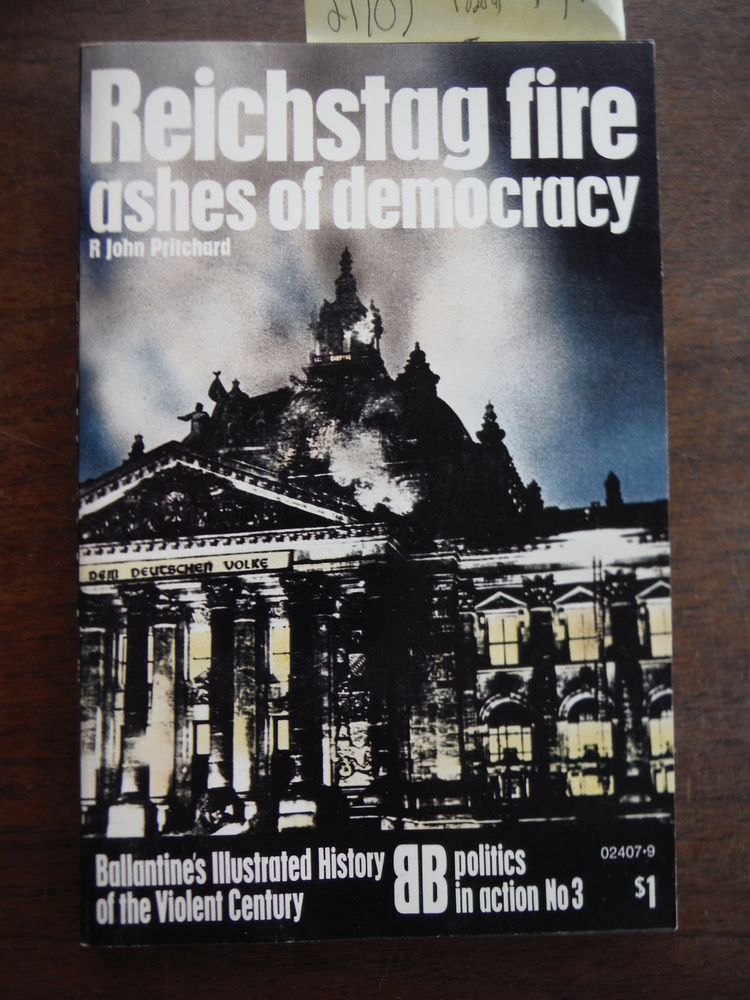 Image 0 of Reichstag Fire: Ashes of Democracy