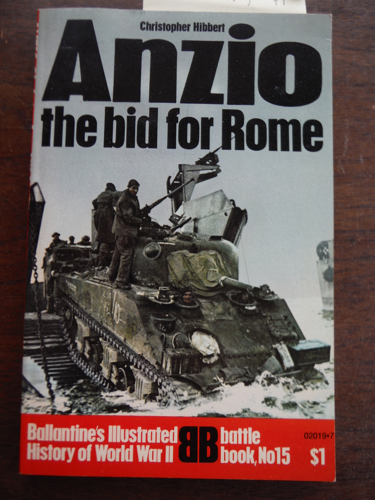 Anzio the Bid for Rome #15