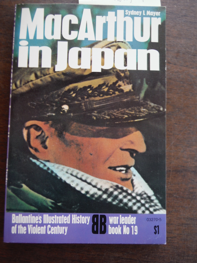 MacArthur In Japan
