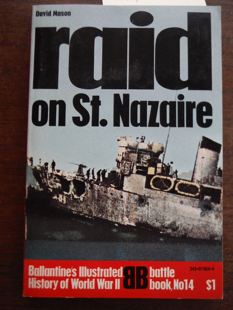 Image 0 of Raid on St. Nazaire, Illustrated History of WW II, Battle Book # 14