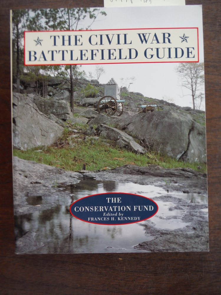 Image 0 of The Civil War Battlefield Guide