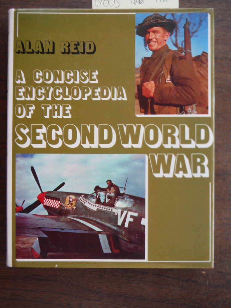 Concise Encyclopaedia of the Second World War