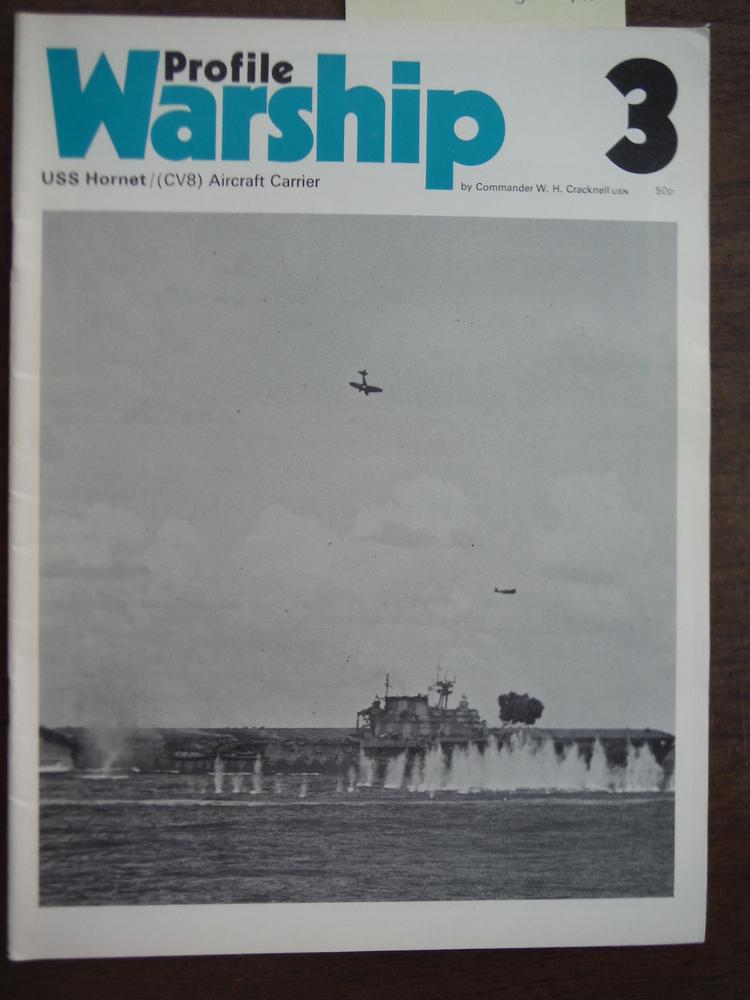 Warship Profile 3: USS Hornet (CV-8) Aircraft Carrier